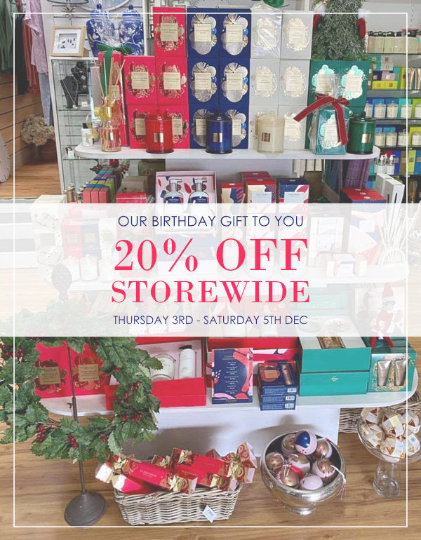 Abbey Lane Gifts Birthday Sale