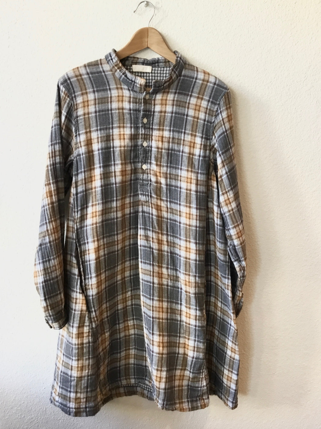 CP Shades Jasmine Plaid Tunic