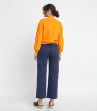 Load image into Gallery viewer, Loup Toni High-Rise Pant, Wide Leg and Zip Fly