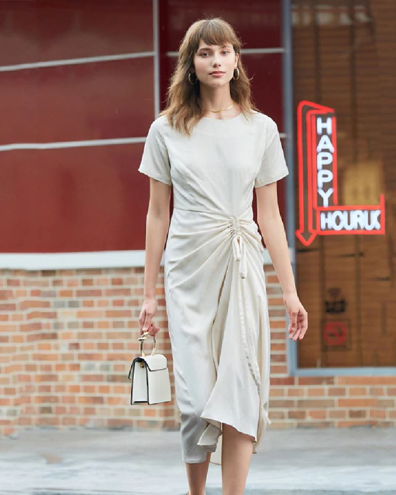 BOHP Dress - lookmonk - dress - woman - fashion - street - style