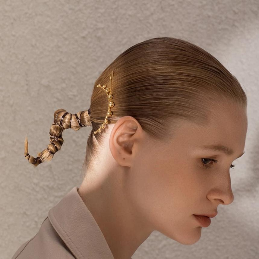 BOWW Hairpin - lookmonk - hairpin - woman - fashion - street - style