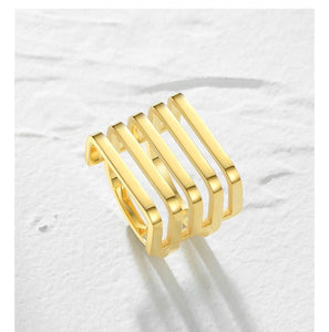 CAGE Ring - lookmonk - Ring - woman - fashion - street - style