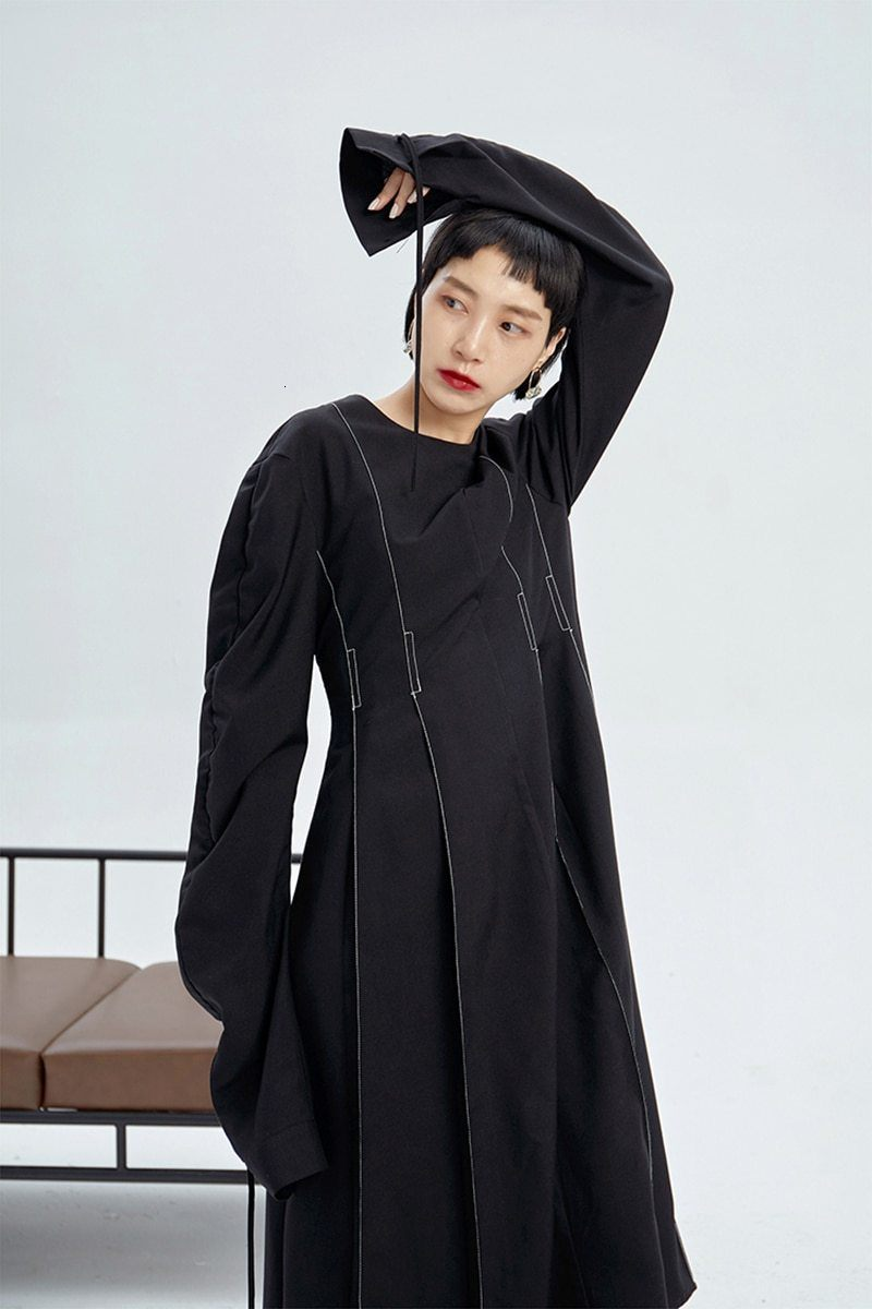 CUNA Dress - lookmonk - dress - woman - fashion - street - style