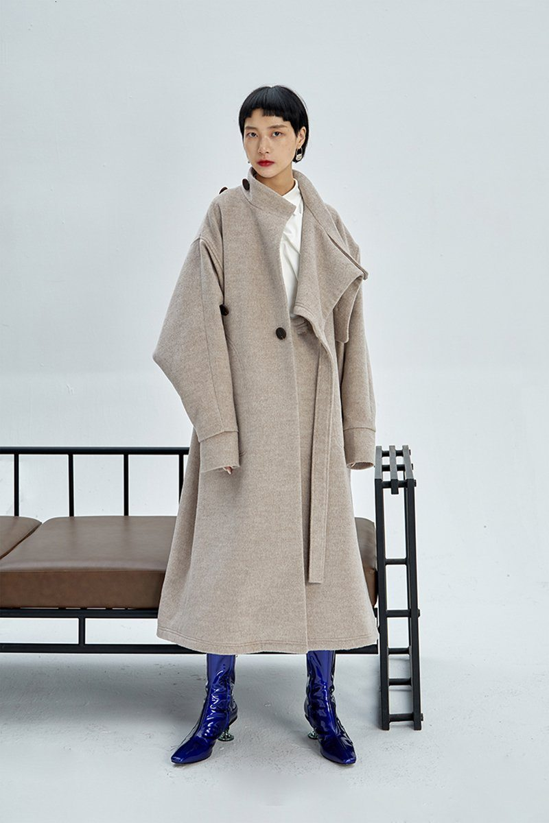 GRON Coat - lookmonk - Coat - woman - fashion - street - style