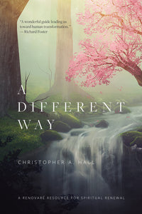 A Different Way Booklet (Chris Hall)
