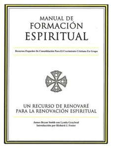 Manual de Formacion Espiritual (Smith & Graybeal) (Spiral-Bound)