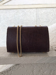 REOLA Croc Bag Mini - Brown