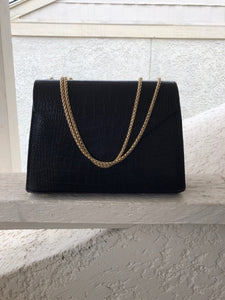 REOLA Cross Bag Midi - Black