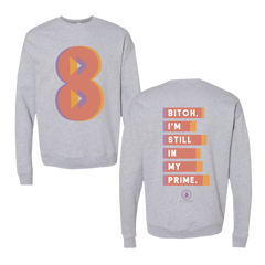 HYDR8 PRIME CREWNECK (Low Stock!)