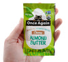 Once Again Squeeze Pack Variety Organic Creamy 5ct