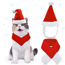 Load image into Gallery viewer, Popincase Christmas Clothes Warm Dog Cat Clothes