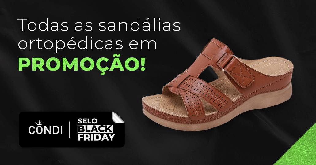 banner sandalias black friday