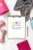 The Fitness Planner - Calories