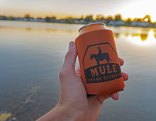 Load image into Gallery viewer, Mule Fishing Koozie
