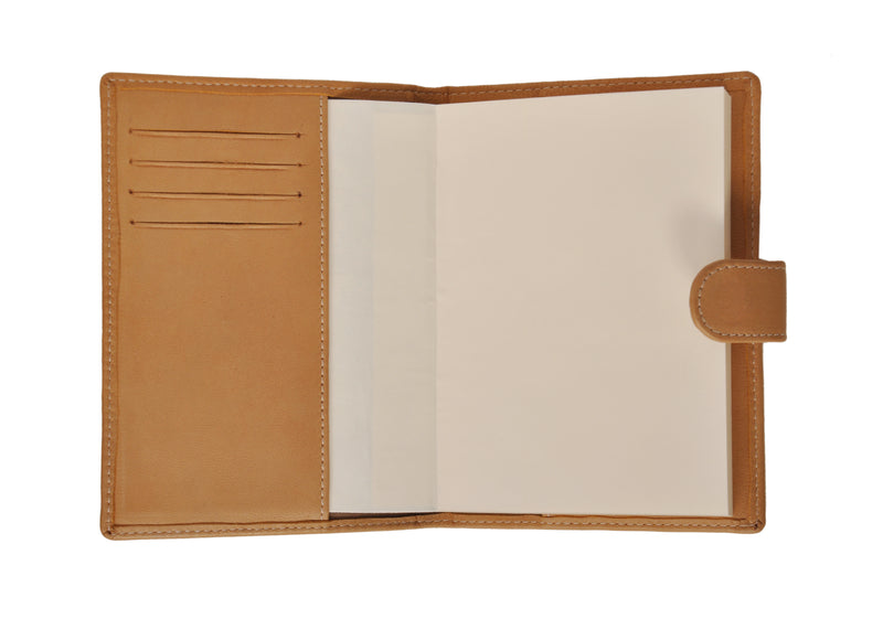 Magnet Leather Notebook