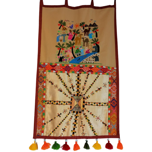 Fellahy Sinai Wall Hanging