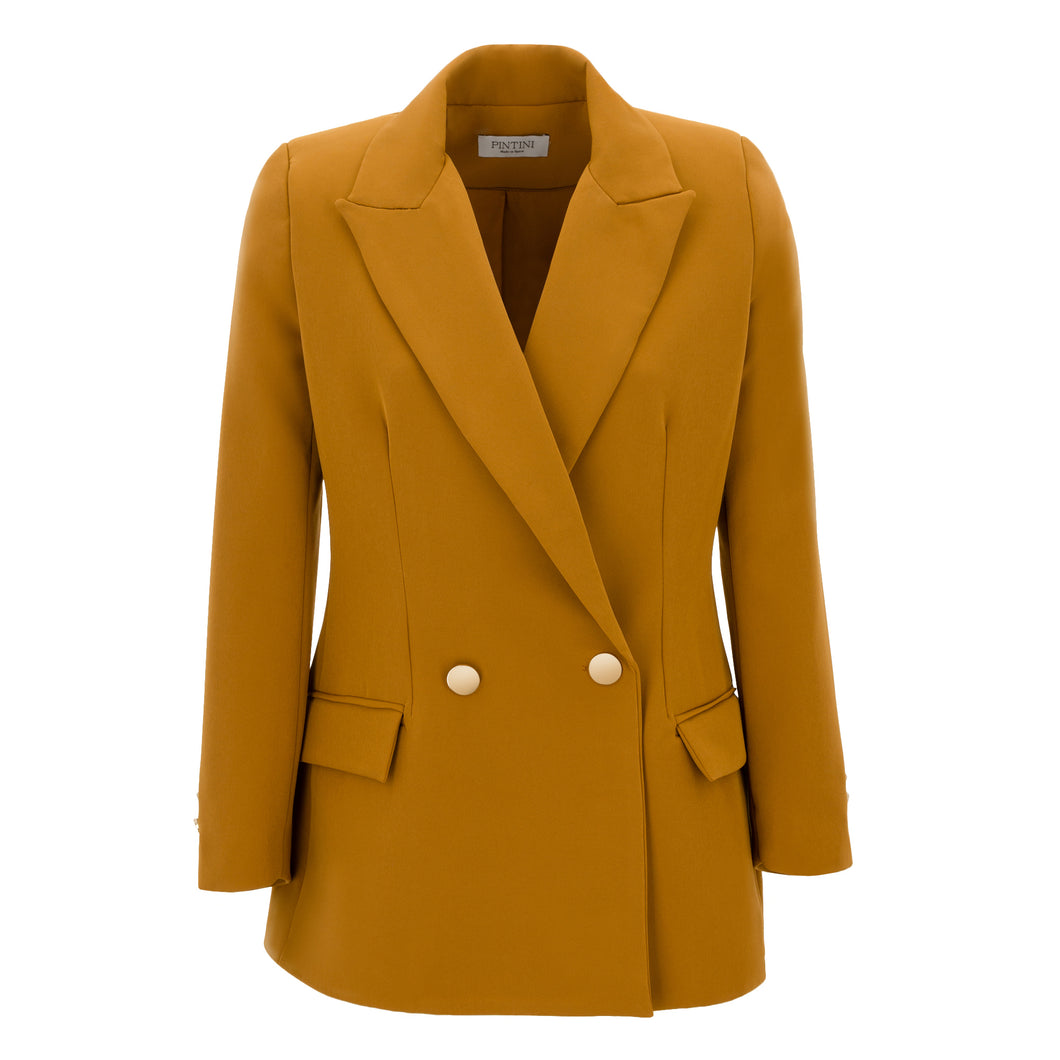 Harvey Caramel Jacket