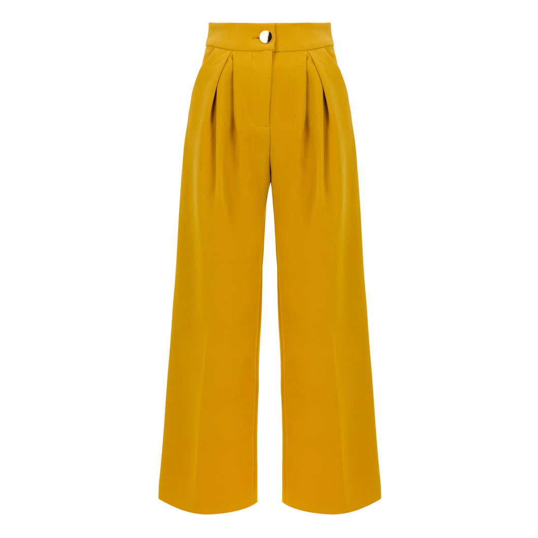 Katrina Honey Trousers