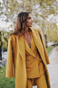 Katherine Honey Coat