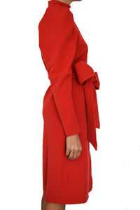 Donna Scarlet Dress