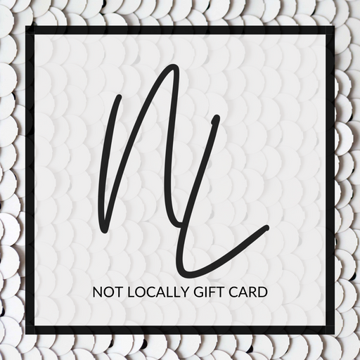 Digital Gift Card - Not Locally