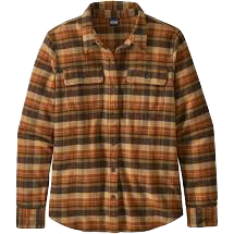 PATAGONIA FJORD FLANNEL SHIRT WOMEN
