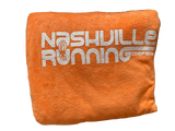 ORANGE MUD TRANSITION TOWEL & SEAT WRAP
