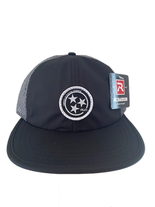NRC TRI STAR PATCH SPLIT CAP