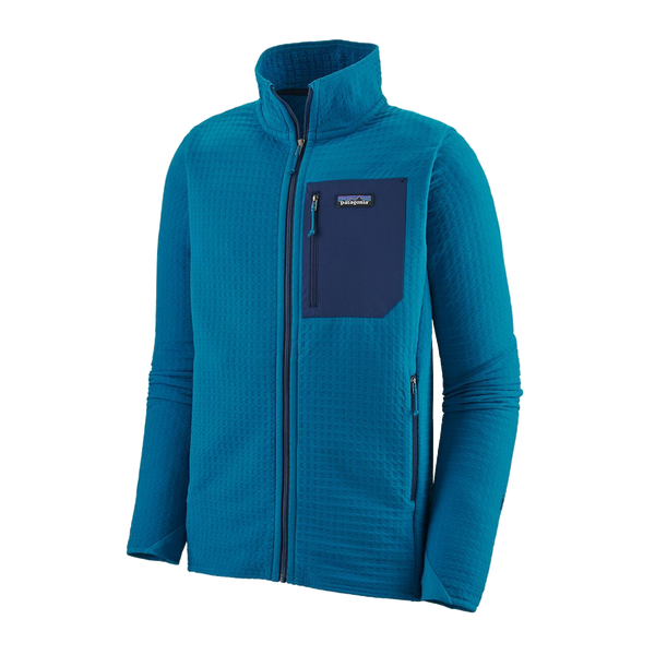 PATAGONIA R2 TECHFACE JACKET MEN