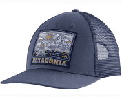 Load image into Gallery viewer, PATAGONIA SUMMIT ROAD LOPRO TRUCKER HAT