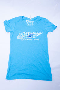 RUN NRC STATE SHIRT WOMEN