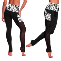 ZIONS DEN ACTIVE 2 LEGGINGS WOMEN
