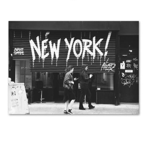 Black and White Wall Art-New York-Home and Kitchen-Gift Ideas Store