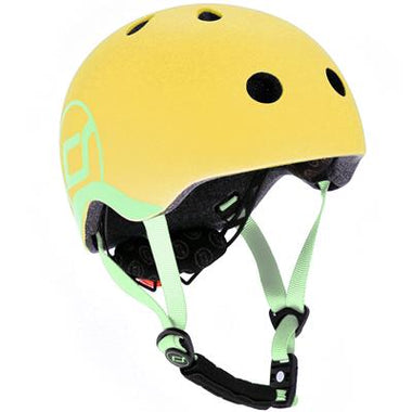 Scoot & Ride Helm X SMALL - Lemon
