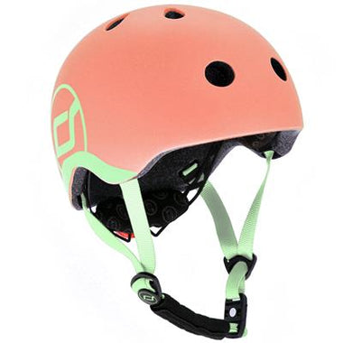 Scoot & Ride Helm X SMALL - Peach