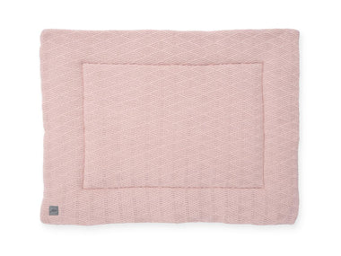 Jollein Boxkleed 80x100cm | River Knit Pale Pink