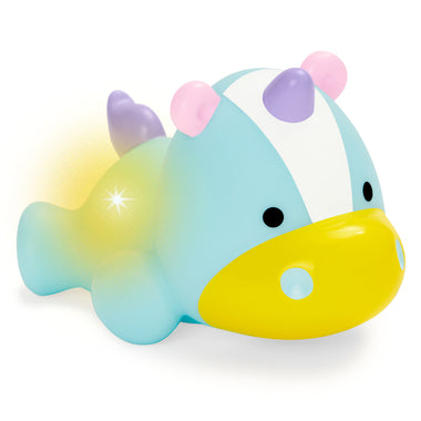 Skip Hop Light Up Bath Toy | Unicorn