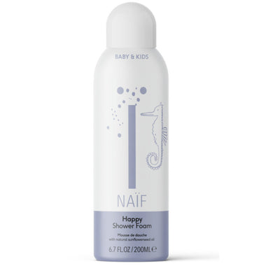 Naïf Happy Shower Foam | 200ml