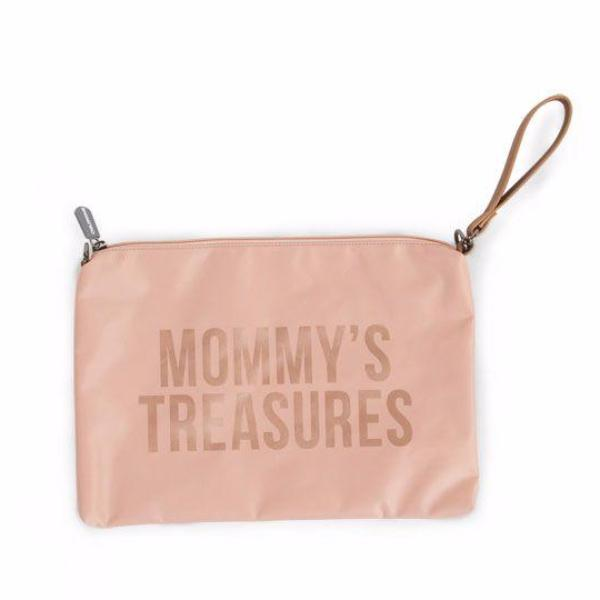 Childwood Mommy toilettas clutch Pink/copper