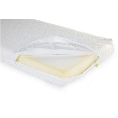 Childhome HEAVENLY SAFE SLEEPER BEDSIDE CRIB MATRAS 92x52x7cm
