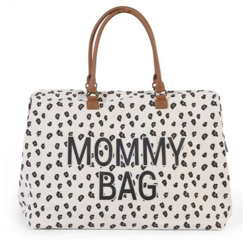Childwood weekendtas XL Mommy Bag Leopard