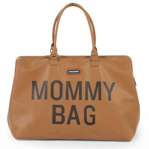 Childwood weekendtas XL Mommy Bag Leather Look