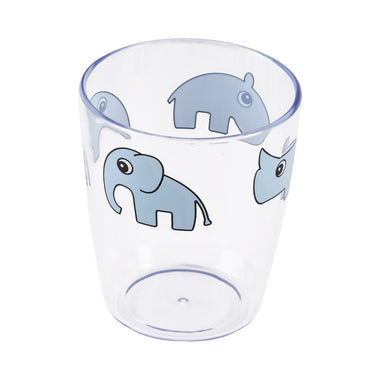Done By Deer Melamine mini drinkbeker Deer friends Blue