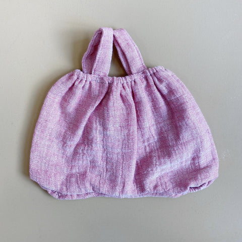 Minikane Doll Bloomer | Rose Chiné