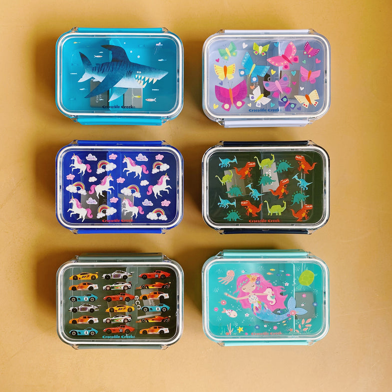 Crocodile Creek Bento Box | Shark