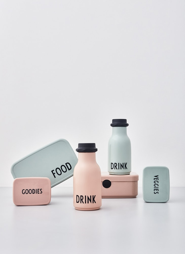Design Letters Drinkfles Drink 330ml | Green