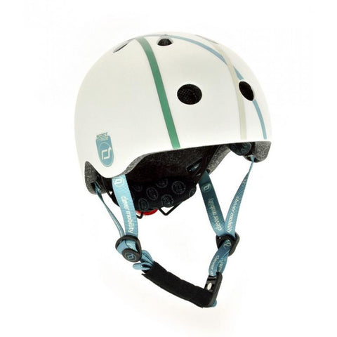 Scoot & Ride Helm X SMALL - Cross Line
