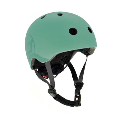 Scoot & Ride Helm SMALL/MEDIUM - Forest