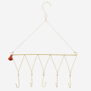 Madam Stoltz Iron Wire Hanger