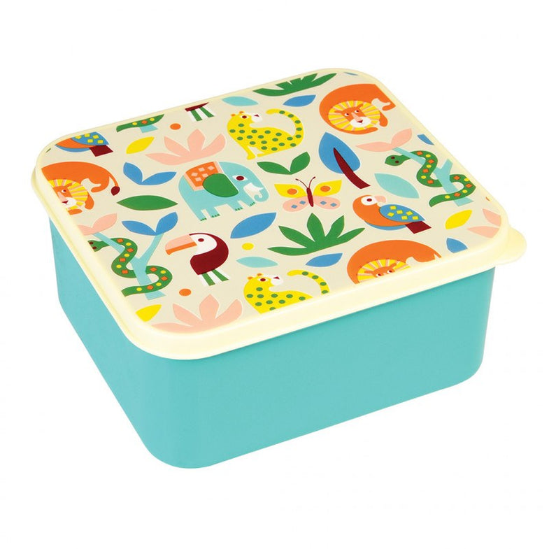 Lunch box - Wild Wonders